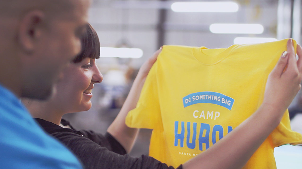 T Shirt Printing Company