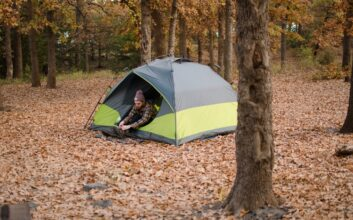 buying a new tent