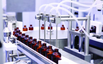 Biopharmaceutical Contract Manufacturing