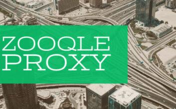 Zooqle proxy website
